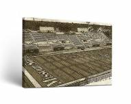 Missouri State Bears Sketch Canvas Wall Art