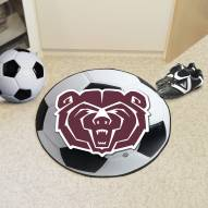 Missouri State Bears Soccer Ball Mat
