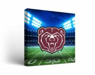 Missouri State Bears Stadium Canvas Wall Art