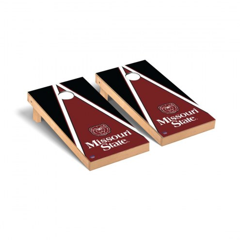 Missouri State Bears Triangle Cornhole Game Set