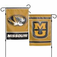 """Missouri Tigers 11"""" x 15"""" Garden Flag"""