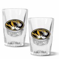 Missouri Tigers 2 oz. Prism Shot Glass Set
