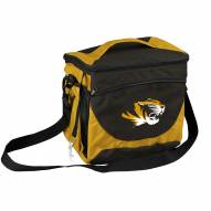 Missouri Tigers 24 Can Cooler