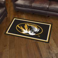 Missouri Tigers 3' x 5' Area Rug