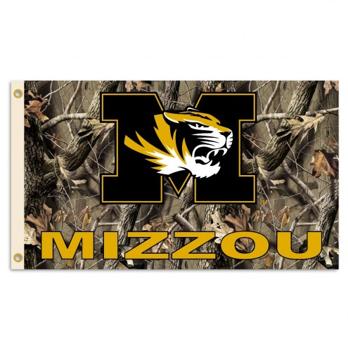 Missouri Tigers 3' x 5' Flag