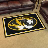 Missouri Tigers 4' x 6' Area Rug