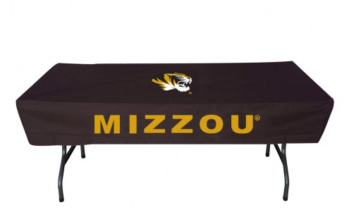 Missouri Tigers 6' Table Cover