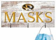"Missouri Tigers 6"" x 12"" Mask Holder"