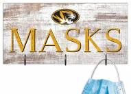 """Missouri Tigers 6"""" x 12"""" Mask Holder"""