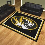 Missouri Tigers 8' x 10' Area Rug