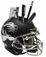 Missouri Tigers Alternate 2 Schutt Football Helmet Desk Caddy