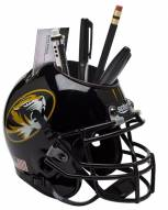 Missouri Tigers Alternate 3 Schutt Football Helmet Desk Caddy