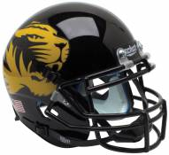 Missouri Tigers Alternate 4 Schutt Mini Football Helmet