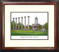 Missouri Tigers Alumnus Framed Lithograph