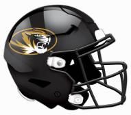 Missouri Tigers Authentic Helmet Cutout Sign