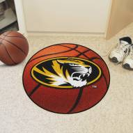 Missouri Tigers Basketball Mat