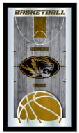 Missouri Tigers Basketball Mirror