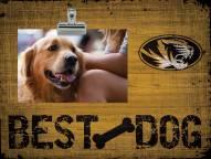 Missouri Tigers Best Dog Clip Frame