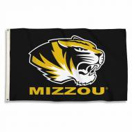 Missouri Tigers Black 3' x 5' Flag