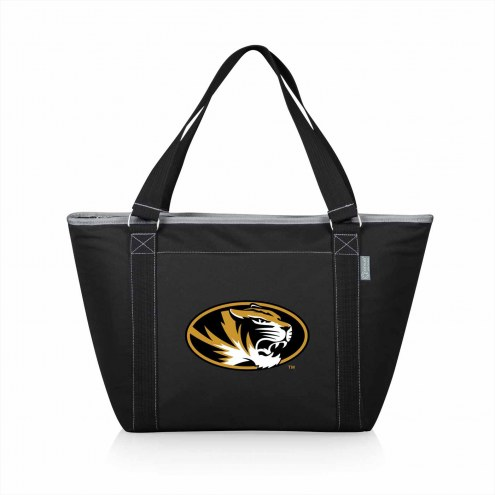Missouri Tigers Black Topanga Cooler Tote