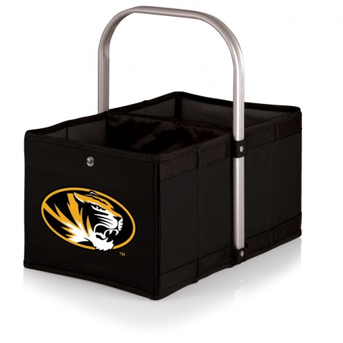 Missouri Tigers Black Urban Picnic Basket