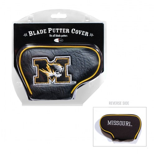 Missouri Tigers Blade Putter Headcover
