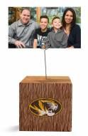 Missouri Tigers Block Spiral Photo Holder