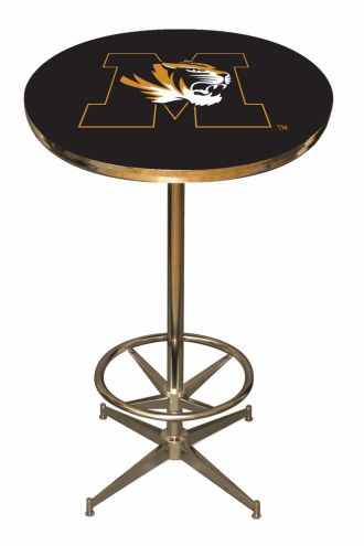 Missouri Tigers College Team Pub Table