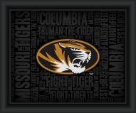 Missouri Tigers College Word Cloud