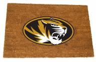 Missouri Tigers Colored Logo Door Mat