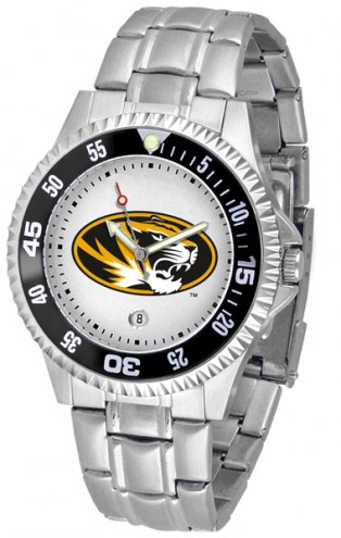 Missouri Tigers Competitor Steel Men's Watch