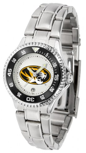 Missouri Tigers Competitor Steel Women's Watch