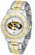 Missouri Tigers Competitor Two-Tone Men's Watch