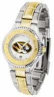 Missouri Tigers Competitor Two-Tone Women's Watch