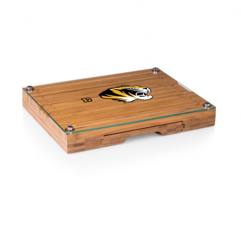 Missouri Tigers Concerto Bamboo Cutting Board