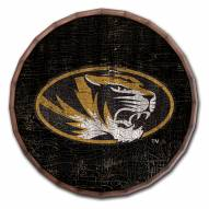 "Missouri Tigers Cracked Color 24"" Barrel Top"