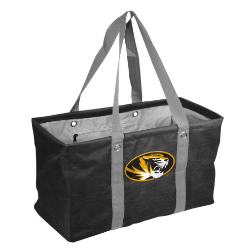 Missouri Tigers Crosshatch Picnic Caddy
