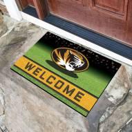 Missouri Tigers Crumb Rubber Door Mat