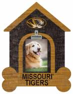 Missouri Tigers Dog Bone House Clip Frame