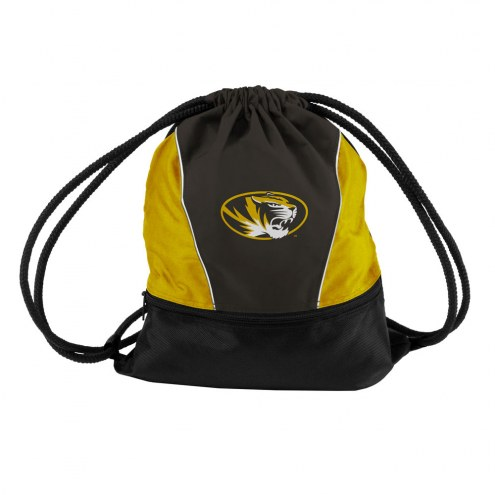 Missouri Tigers Drawstring Bag