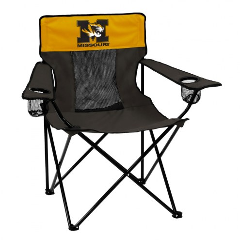 Missouri Tigers Elite Tailgating Chair