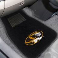 Missouri Tigers Embroidered Car Mats