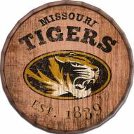 "Missouri Tigers Established Date 24"" Barrel Top"