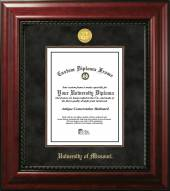 Missouri Tigers Executive Diploma Frame