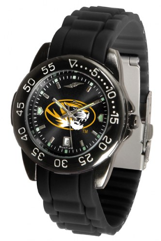 Missouri Tigers Fantom Sport Silicone Men's Watch