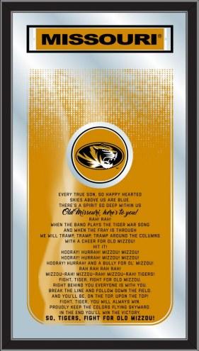 Missouri Tigers Fight Song Mirror