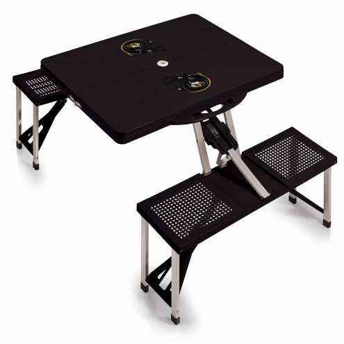 Missouri Tigers Folding Picnic Table