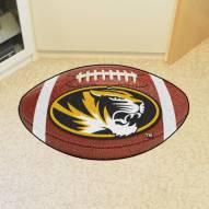 Missouri Tigers Football Floor Mat