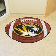 Missouri Tigers Football Floor Mat