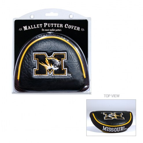 Missouri Tigers Golf Mallet Putter Cover
